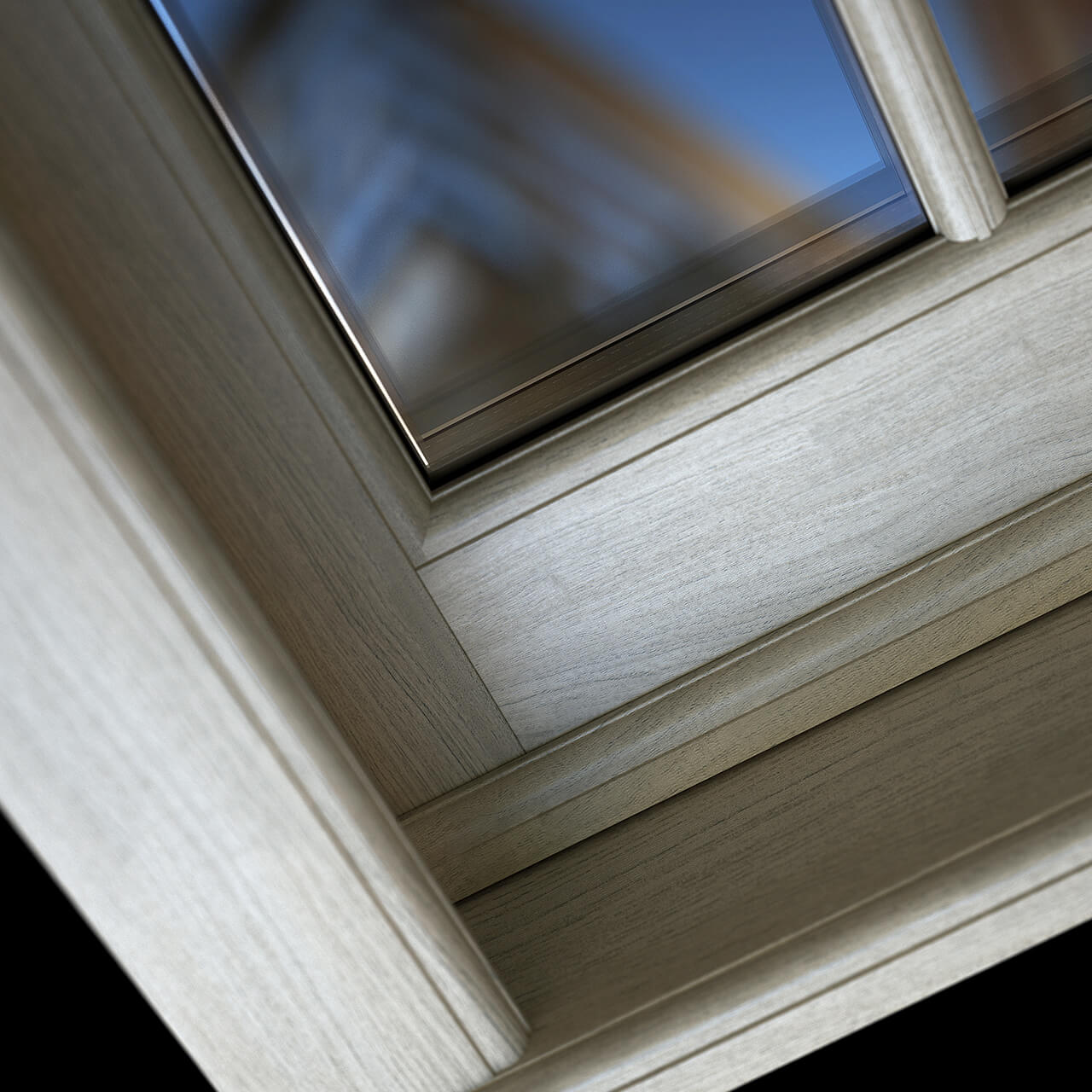 Mechanically Jointed Sash Windows