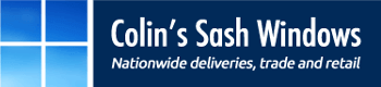Colin's Sash Windows logo