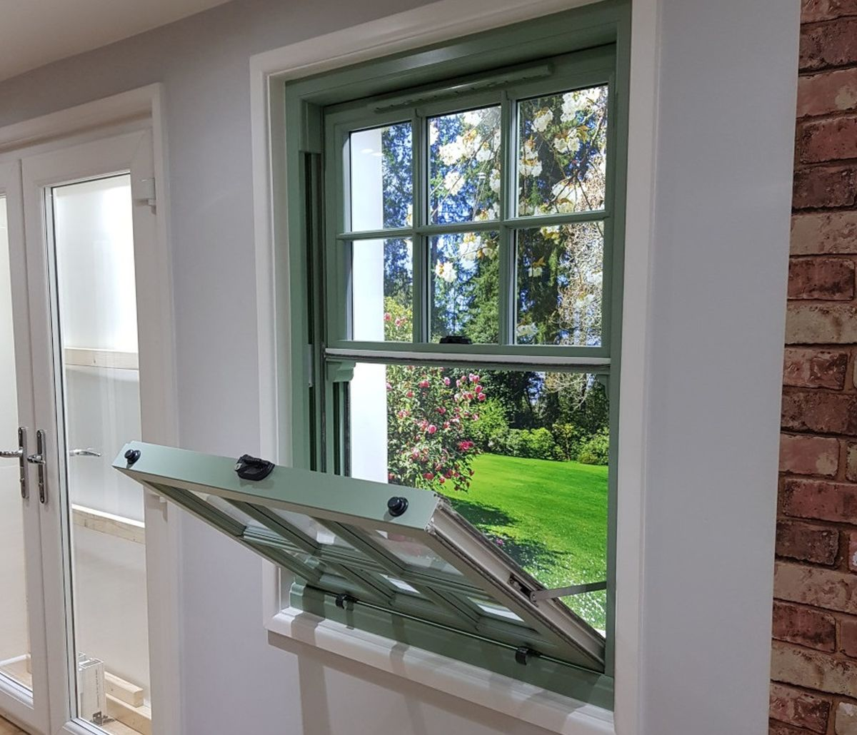 Enhanced uPVC Sash Window for Your Home