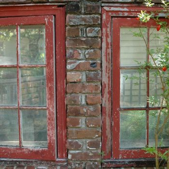 old sash windows