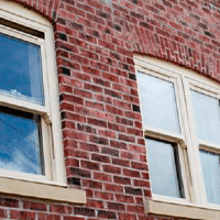Frame extenders sash windows