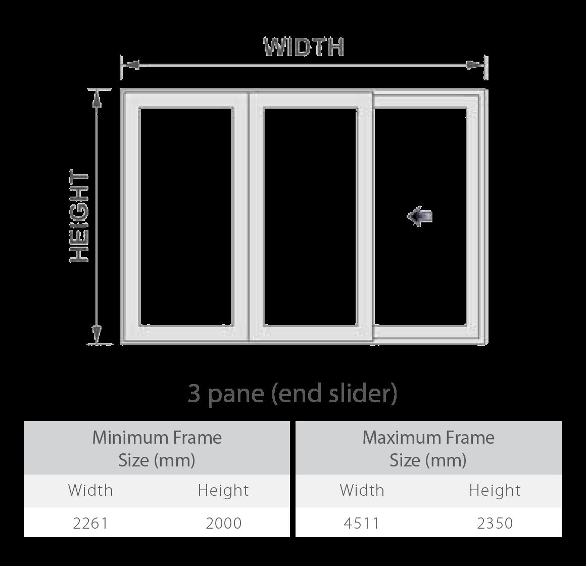 uPVC Patio Doors Configurations 3