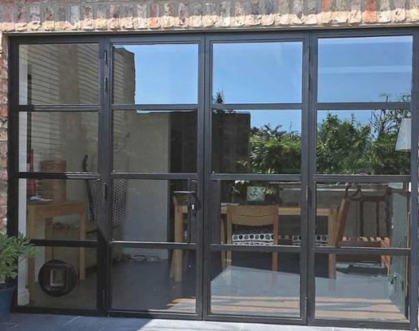 Aluminium Heritage door